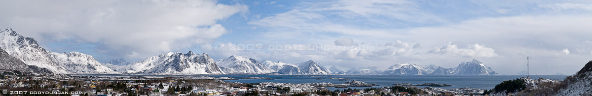 Stamsund Lofoten Islands