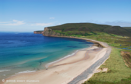 © Cody Duncan Photography.  Rackwick bay, Hoy, Orkney, Scotland
