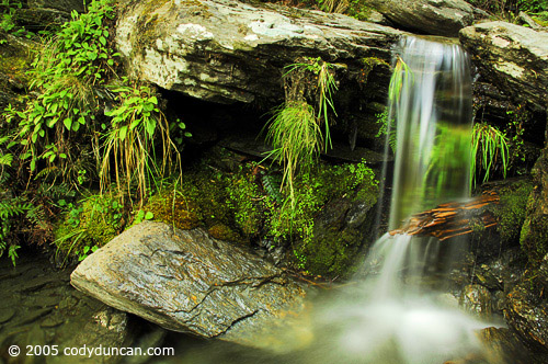 New Zealand Landscape photo: waterfall.  © Cody Duncan Photography