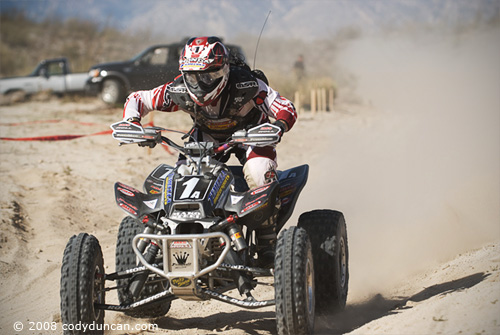 ATV 2008 San Felipe Baja 250. © Cody Duncan Photography