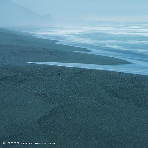 Cody Duncan Stock Photography: Isolated northern california beach. © Cody Duncan photography