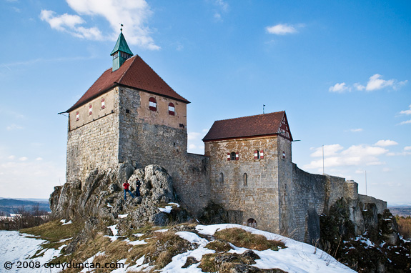 Cody Duncan Stock Photography: Hohenstein castle, Bavaria, Germany. © Cody Duncan Photography