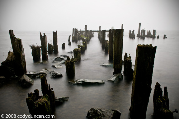 Cody Duncan Travel photography: Old pier on Loch Ness, Scotland. © Cody Duncan Photography