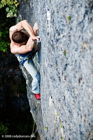 Frankenjura Climbing Schwarze Wand