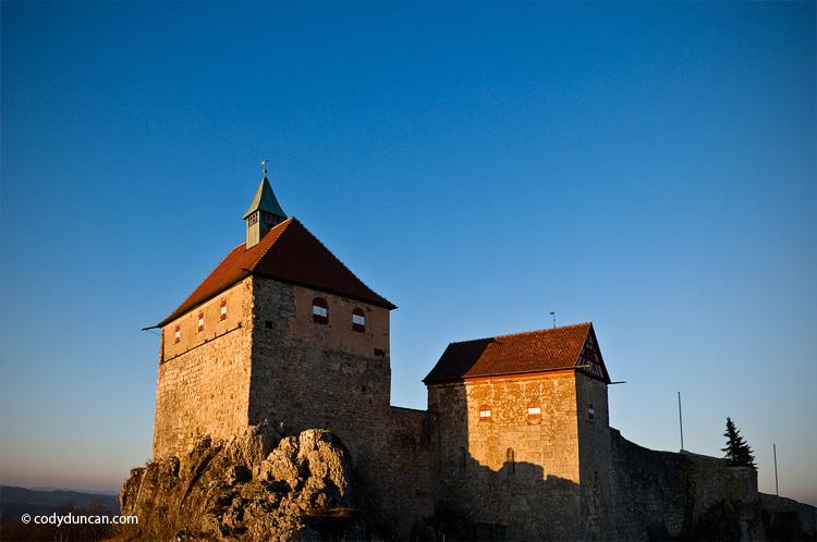 Burg Hohenstein castle, Mittelfranken - franconia, Germany