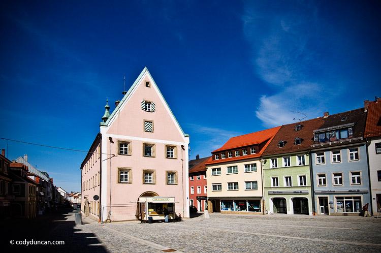 Deutschland Stadt bilder: Rathaus, Auerbach in der Oberpfalz, Bayern