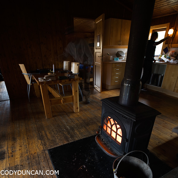 Kungsleden sweden travel photography: Abiskojaure hut