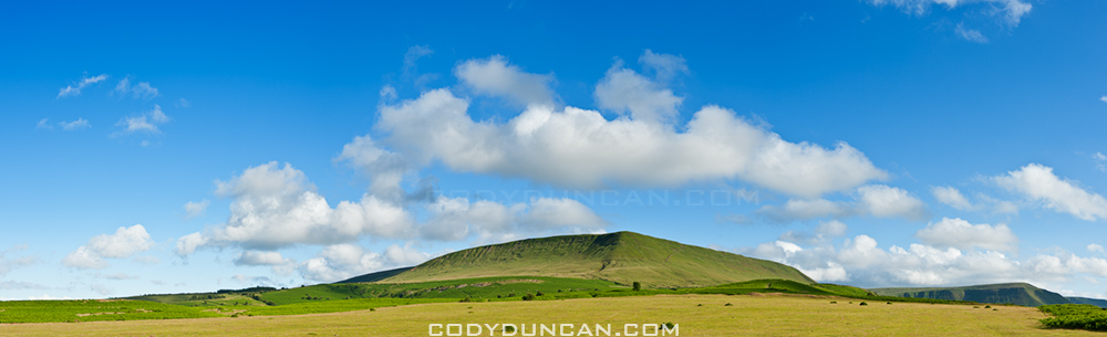 Hay Bluff, Brecon Beacons national park, Wales