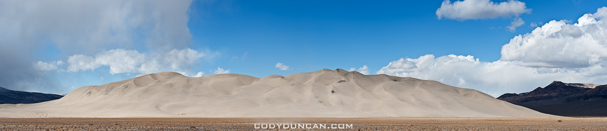 Eureka Dunes Death Valley