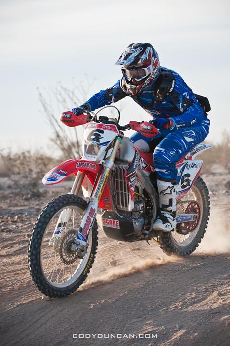 Colton Udall San Felipe Baja 250 2011