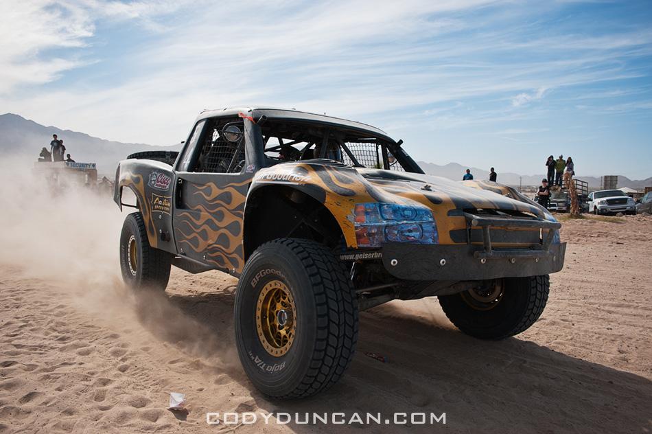 Jesse James San Felipe Baja 250 2011
