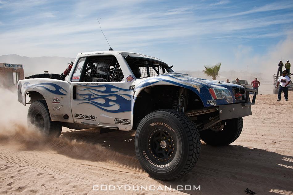 Jesse Jones San Felipe Baja 250 2011