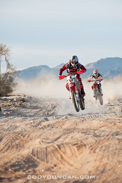 Kendall Norman Kurt Caselli San Felipe Baja 250 2011