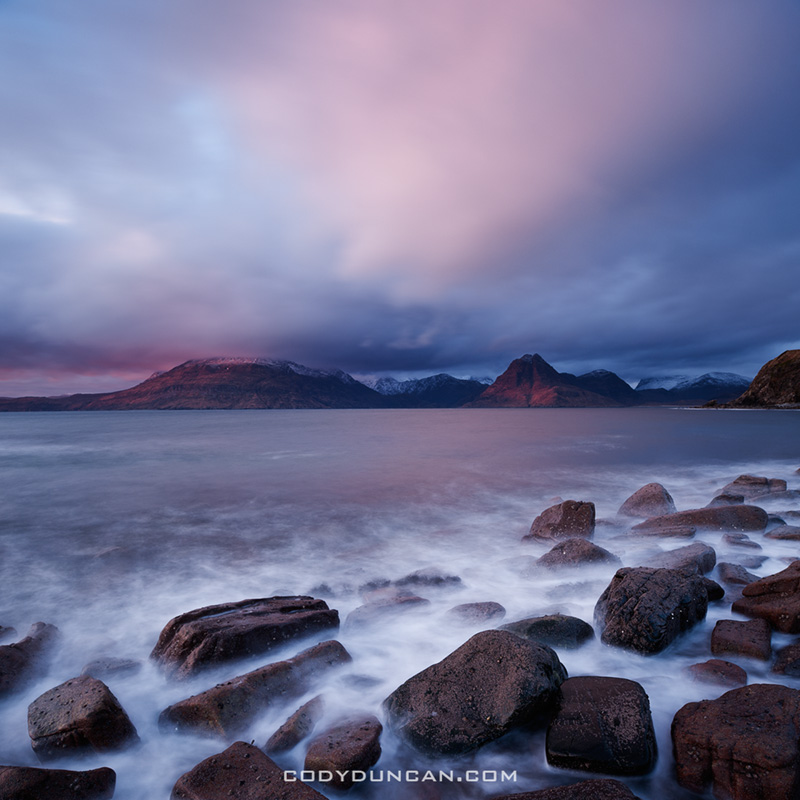 Elgol isle of skye scotland landscape photography