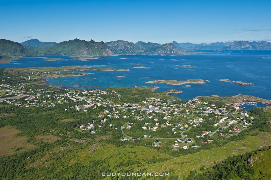 steinetinden stamsund lofoten islands