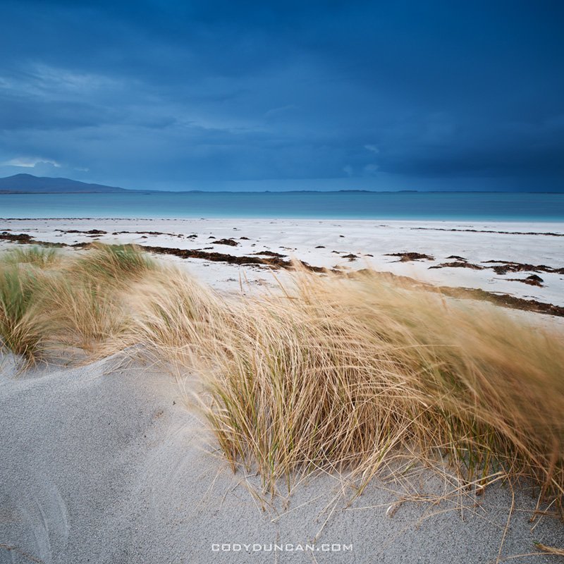 Berneray Dunes, Outer Hebrides, Scotland