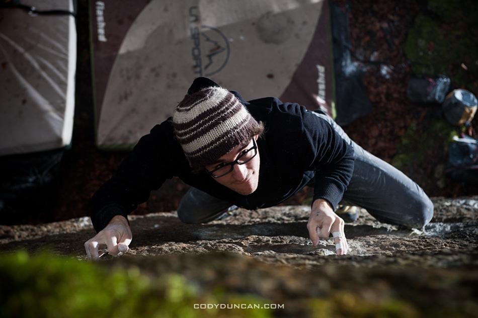 Frankenjura Bouldern - German Bouldering