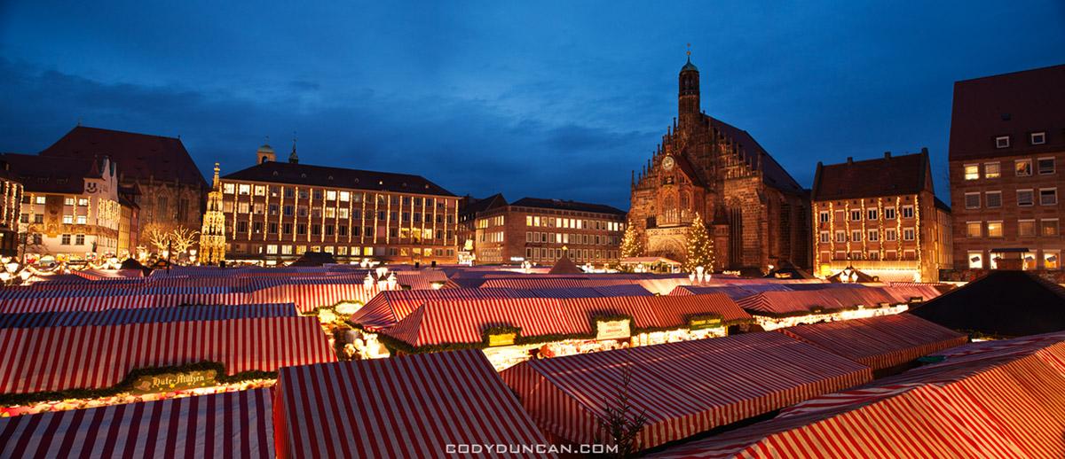 Nuremberg christmast market 2011