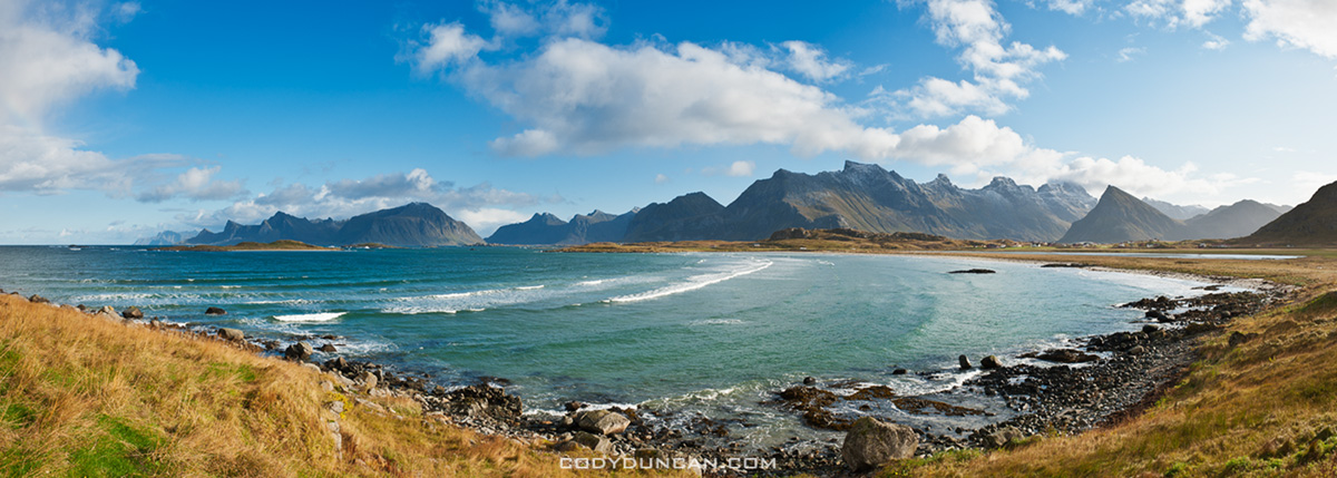 yttersand lofoten islands norway
