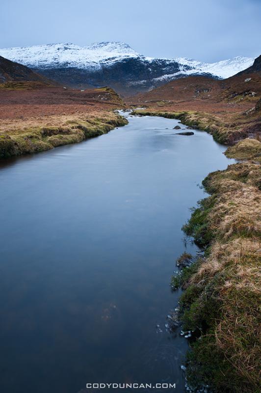 Abhainn Sgaladail, Isle of Harris, Outer Hebrides, Scotland
