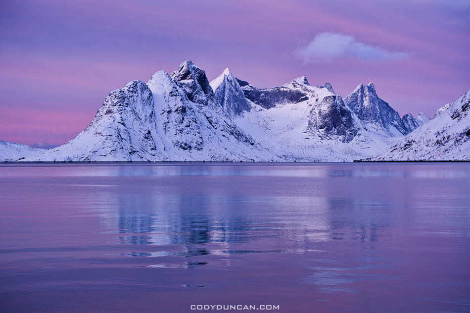 lofoten islands norway winter photography travels cody. Black Bedroom Furniture Sets. Home Design Ideas