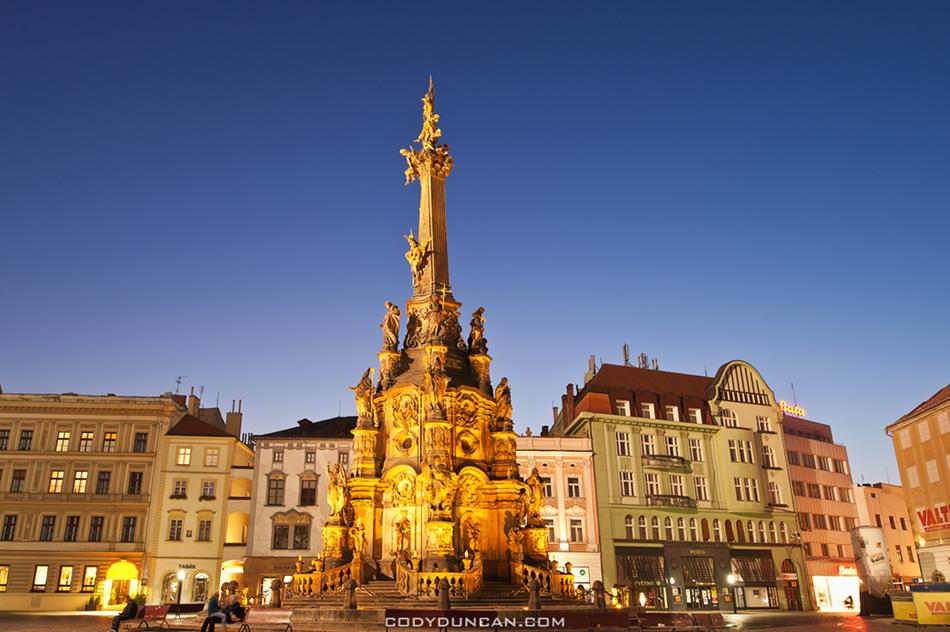 Olomouc trinity column