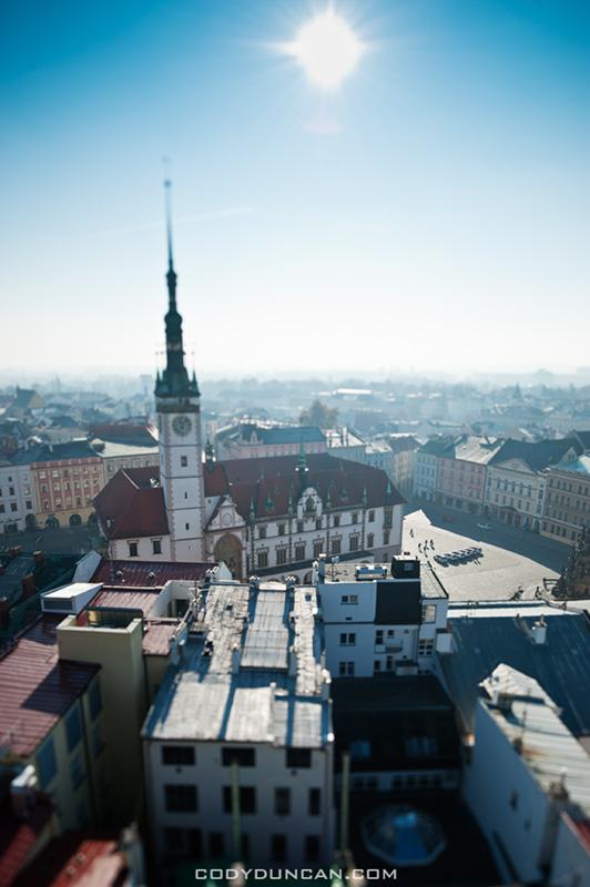 Olomouc view