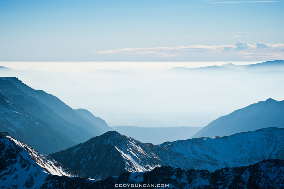 Tatra mountains poland