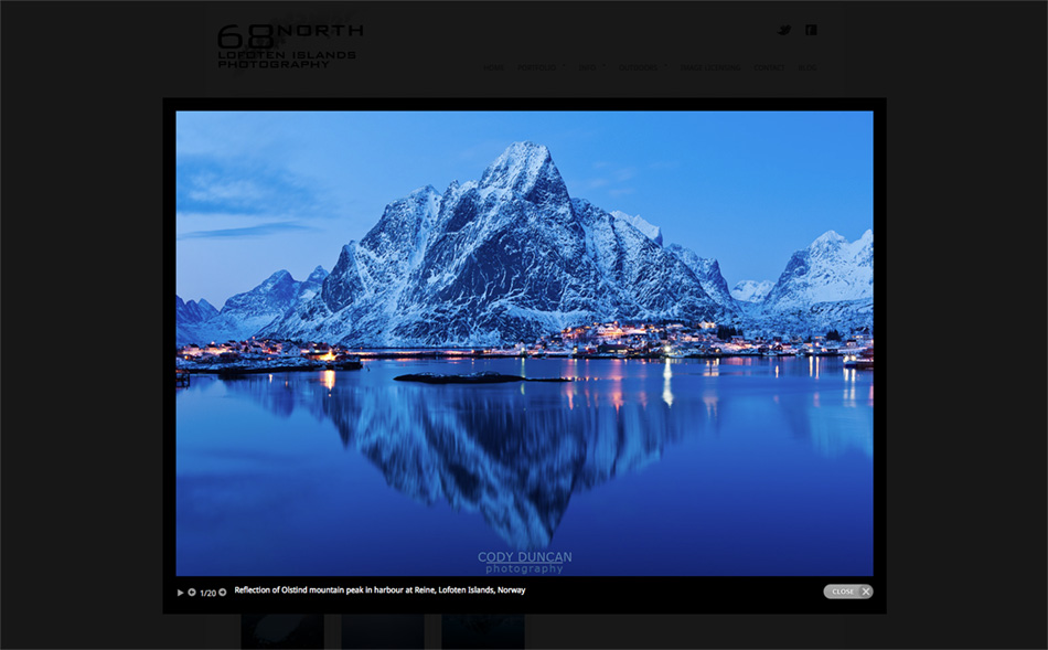 68 North Lofoten Islands Photography