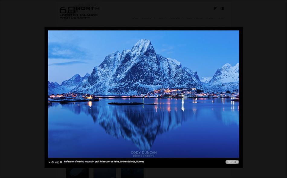 68 North Lofoten Islands Photography