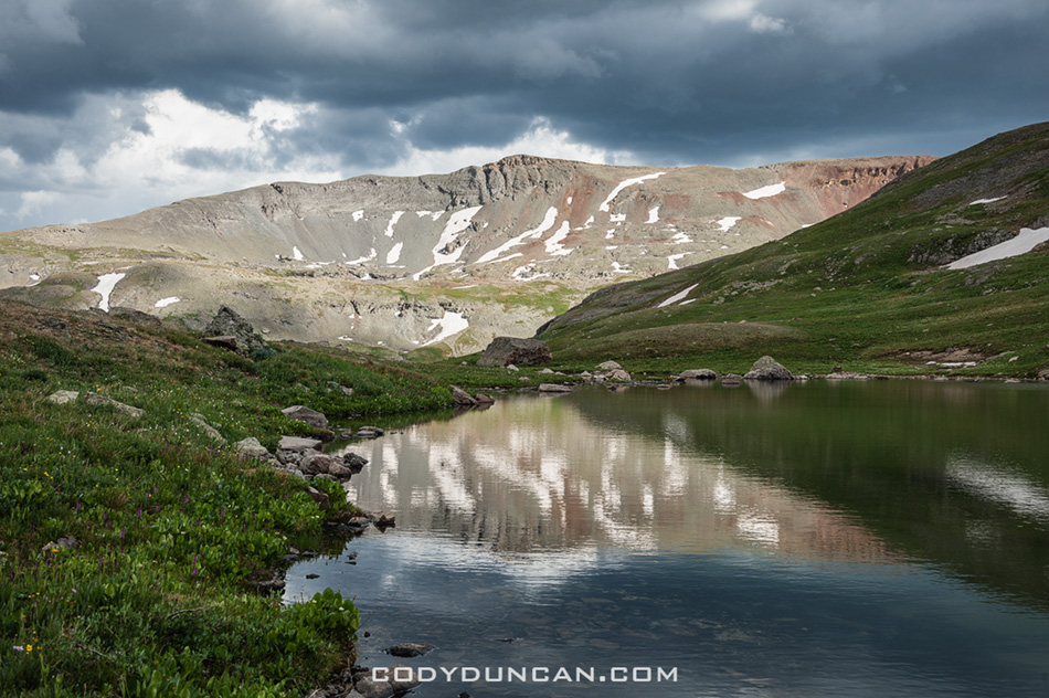 Ice Lake Basin, San Juan Mountains, Colorado