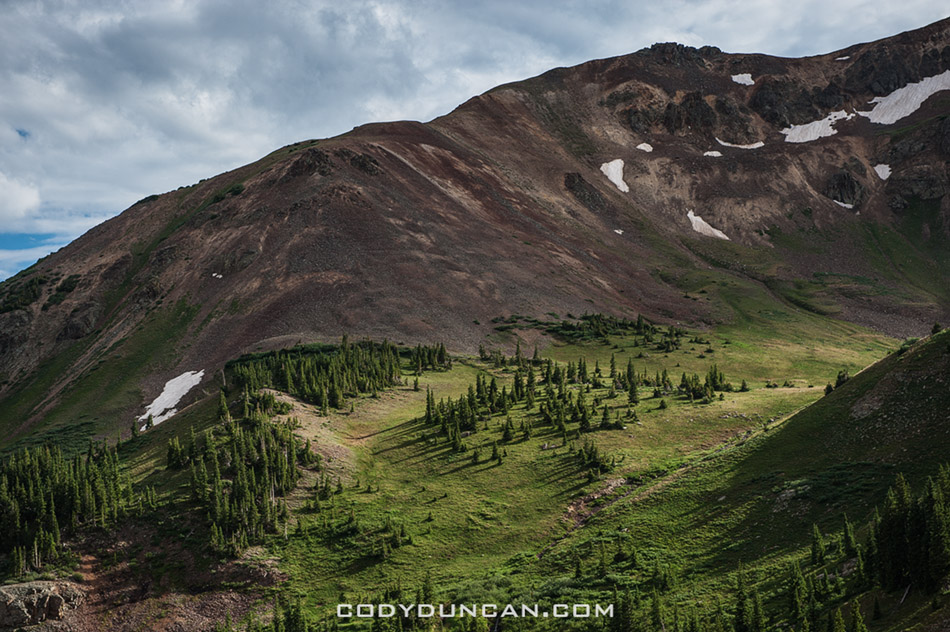 Ophir Pass, San Juan Mountains, Colorado