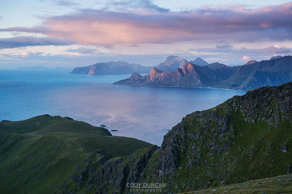 Ryten, Lofoten Islands, Norway
