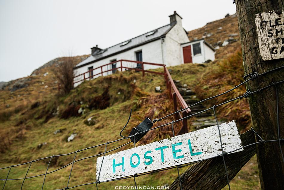 Rhenigidale hostel