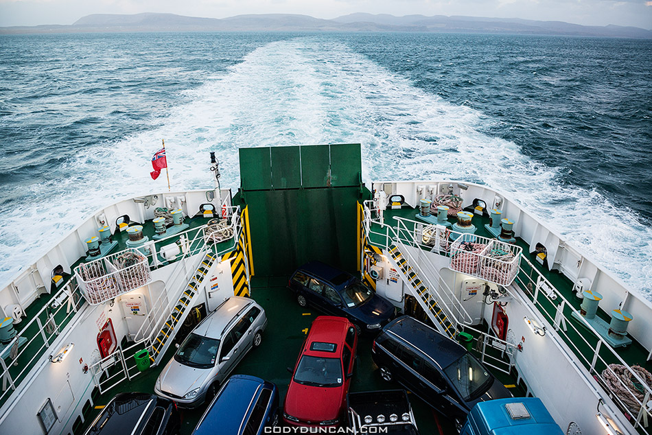 outer hebrides ferry scotland
