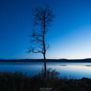 Lake Sitojaure, Kungsleden trail, Sweden