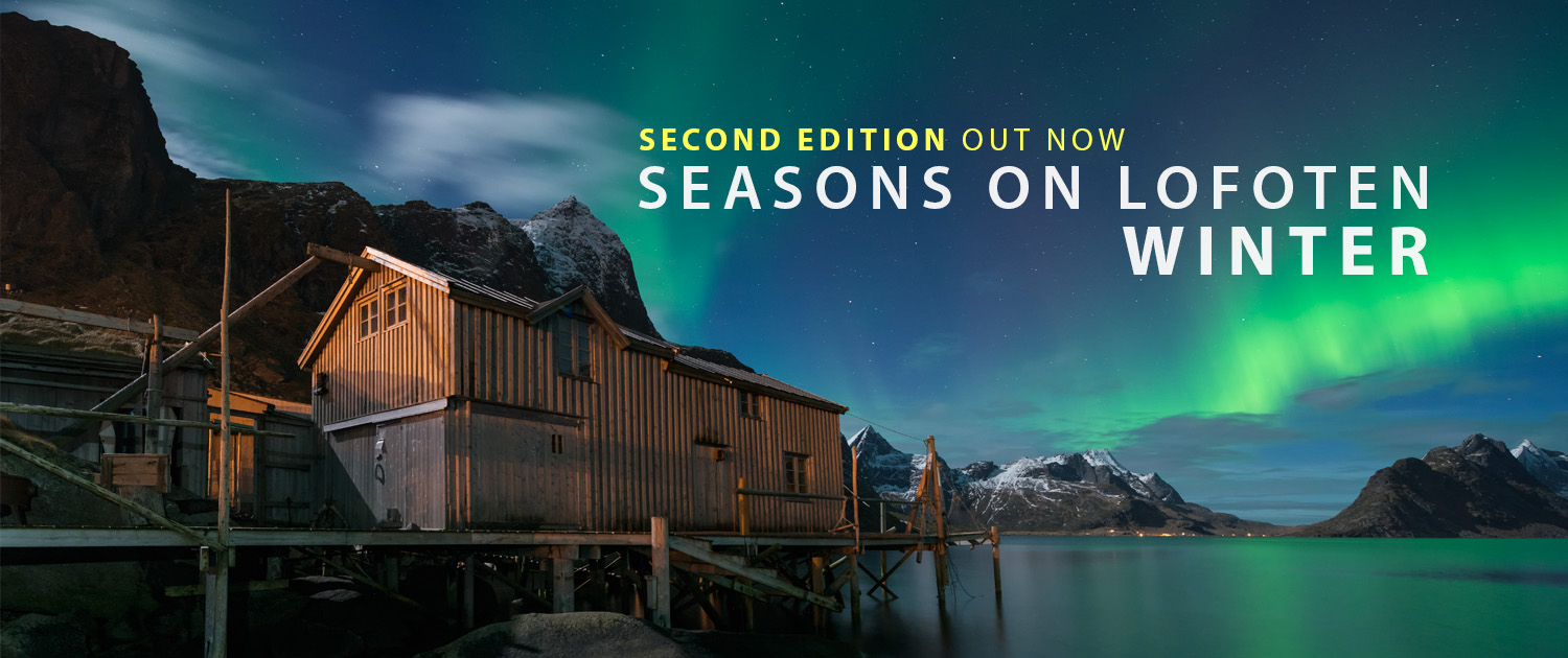 Seasons On Lofoten - Winter Ebook