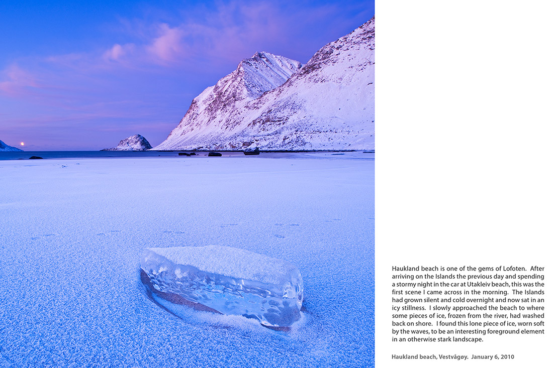 Seasons On Lofoten - Winter: Lofoten Islands Photography Ebook