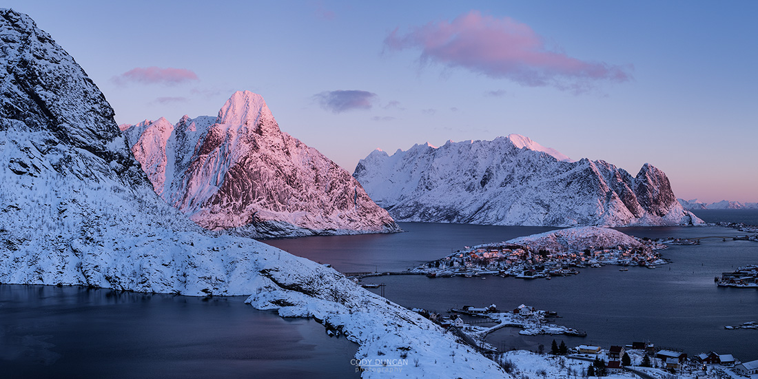 Lofoten Winter Photography Workshop