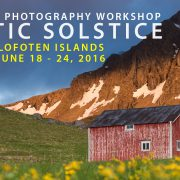 Lofoten Photography Workshop - Arctic Solstice 2016