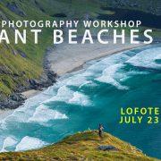 Lofoten Islands Photo Workshop - Distant Beaches