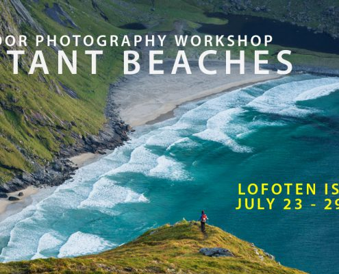 Lofoten Islands Photo Workshop - Distant Beaches