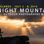 Lofoten Islands Photography Tour - Midnight Mountains