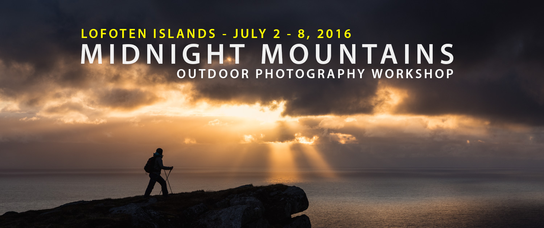 Lofoten Islands Photography Tour - Midnight Mountains