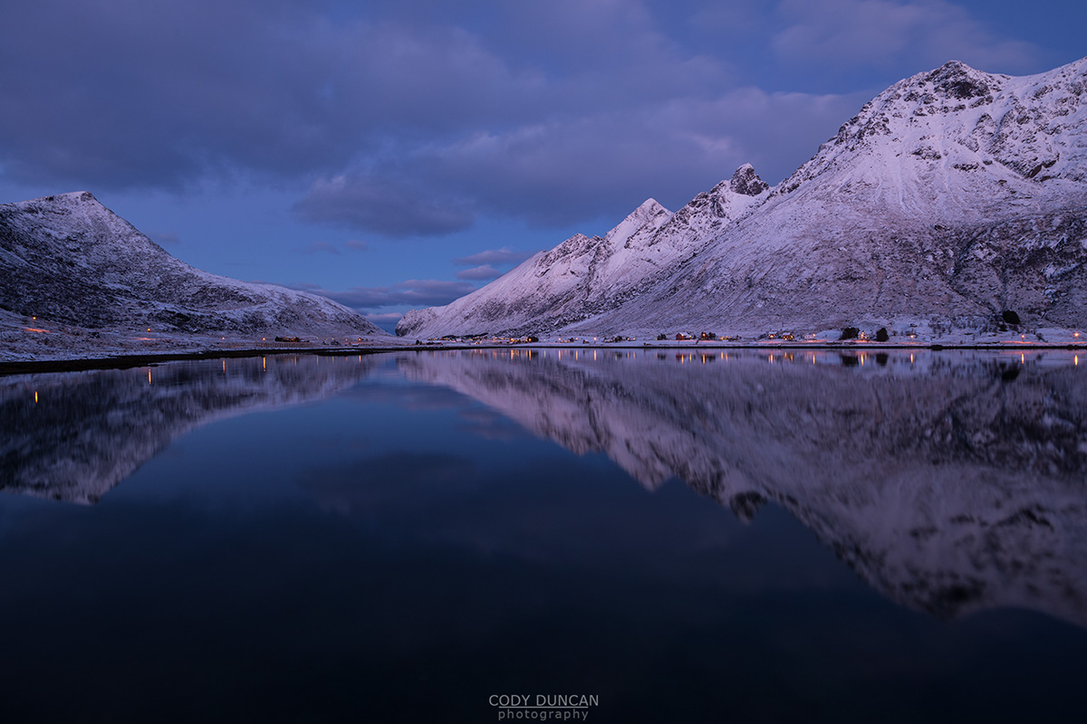 Polar Night - Lofoten Islands, Norway