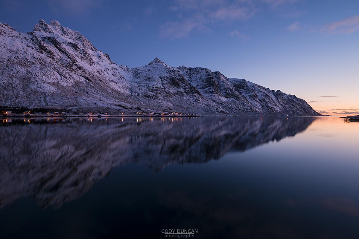 Polar Night - Lofoten Islands, Norway