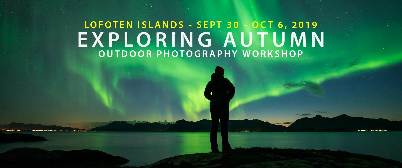 Lofoten Photo Tour - Exploring Autumn 2019