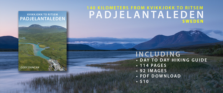 Padjelantaleden - Sweden: 140km from Kvikkjokk to Ritsem